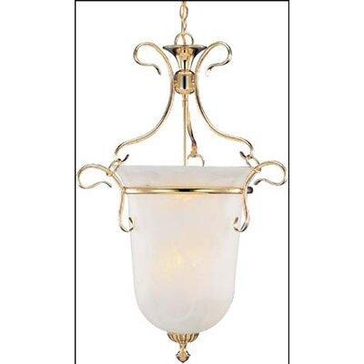 Bellwether 6-Light Bell Lantern Pendant Finish: Gold Plate