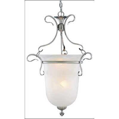 Bellwether 6-Light Bell Lantern Pendant Finish: Pewter
