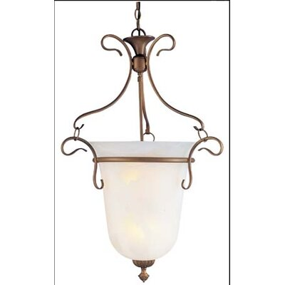 Bellwether 6-Light Bell Lantern Pendant Finish: English Bronze
