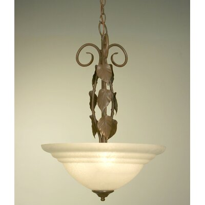 Vineland 3-Light Bowl Pendant