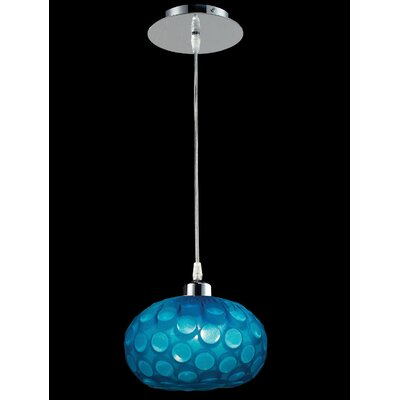 Laguna 1-Light Globe Pendant