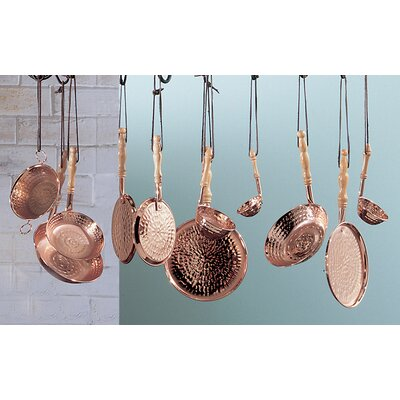 Country Kitchen Lighting Accessory CopperPots