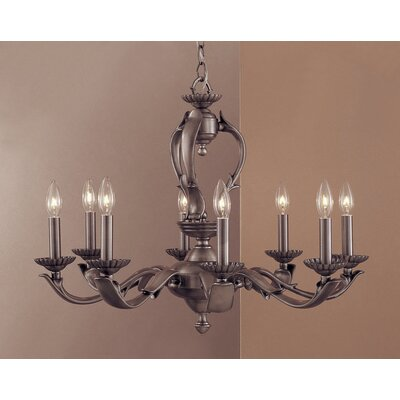 Oxford 8-Light Candle-Style Chandelier