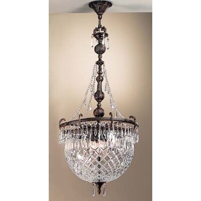 Waterbury 4-Light Bowl Pendant