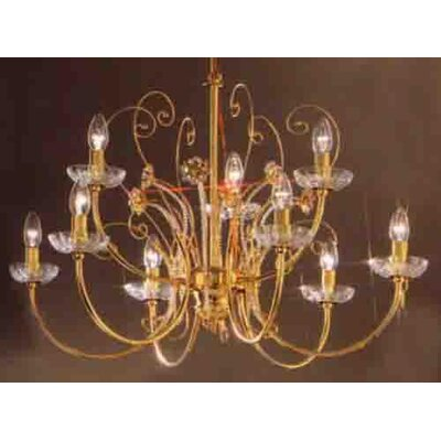 Belleair 9-Light Candle-Style Chandelier
