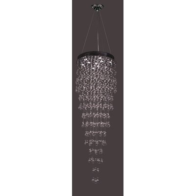 Andromeda 10-Light Crystal Chandelier