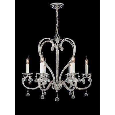 Kennsington 6-Light Candle-Style Chandelier