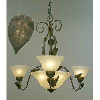 Vineland 6-Light Shaded Chandelier