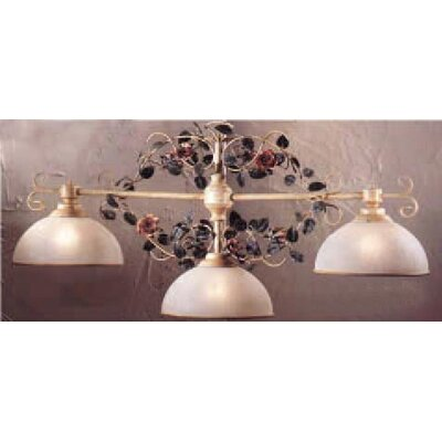 Bouquet 3-Light Kitchen Island Pendant