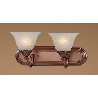 Providence 2-Light Vanity Light