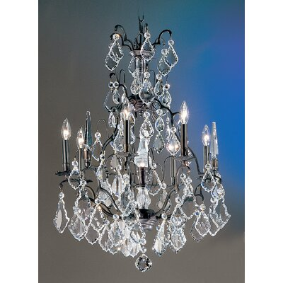 Versailles 7-Light Crystal Chandelier