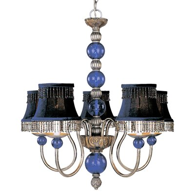 Caprice 5-Light Shaded Chandelier