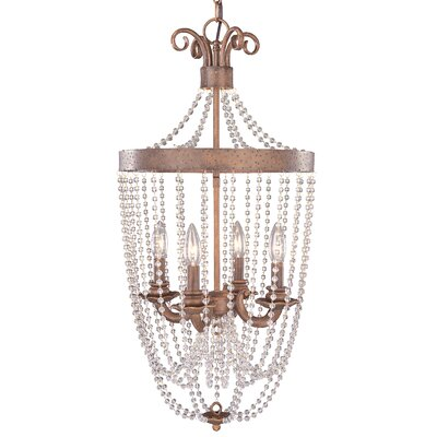 Grace 4-Light Outdoor Pendant