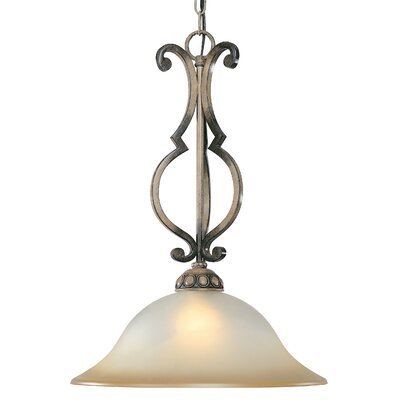 Westchester 1-Light Bowl Pendant
