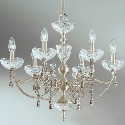 Devonshire 6-Light Candle-Style Chandelier