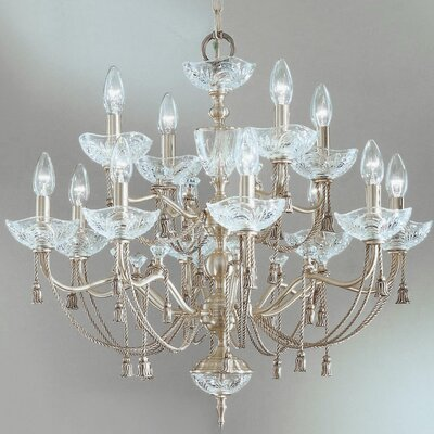 Devonshire 12-Light Candle-Style Chandelier