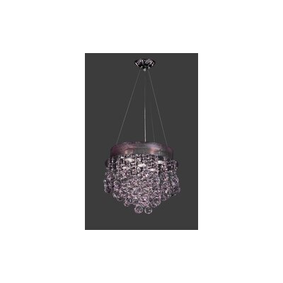 Andromeda 5-Light Semi-Flush Mount Height: 24