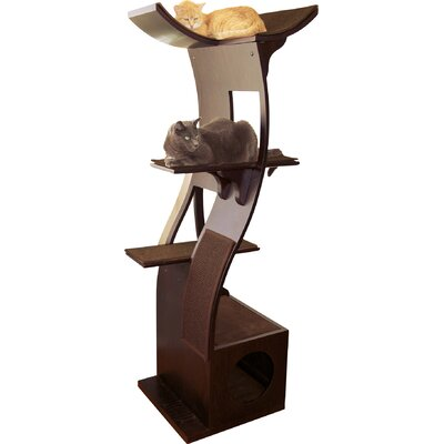 "Archie & Oscar 69"" Cleopatra Cat Tree"