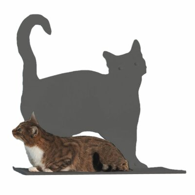 Silhouette Prance Cat Perch Color: Titanium