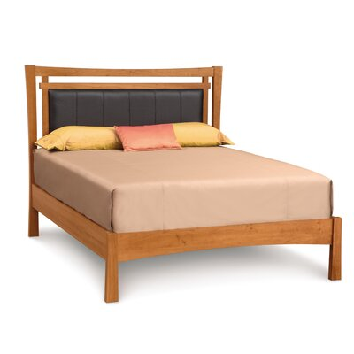 Monterey Upholstered Platform Bed