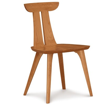 Estelle Side Chair Finish: Natural Cherry