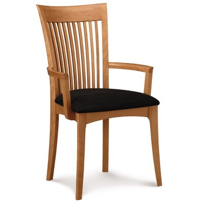 Sarah Genuine Leather Upholstered Dining Chair