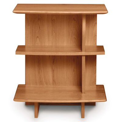 Sarah Nightstand Color: Saddle Cherry
