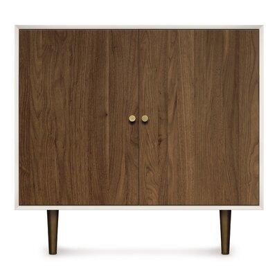 Mimo 2 Door Dresser Leg Color: Bronze