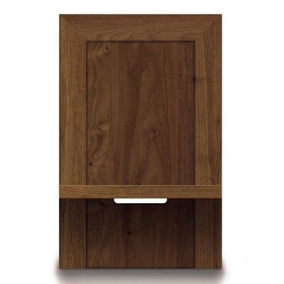 Moduluxe Nightstand Color: Slate Maple