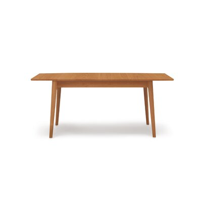 Catalina Extendable Dining Table Finish: Natural Cherry, Size: 30 H x 72 W x 46 D