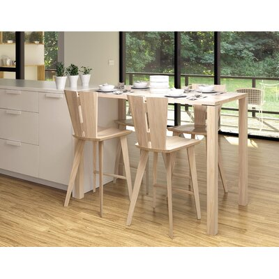Axis Bar Stool Finish: Sand Ash