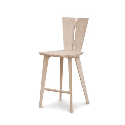 Axis Bar Stool Finish: Taupe Ash