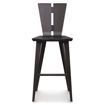 Axis 30 Bar Stool Finish: Weathered Ash