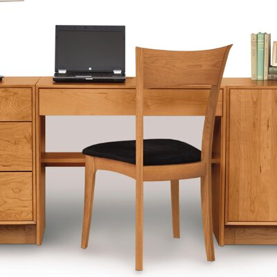 Moduluxe Writing Desk Top Coat Finish: Conventional, Finish: White Maple Product Picture 527