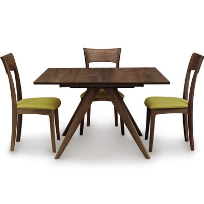 Catalina Extendable Dining Table Finish: Cognac Cherry