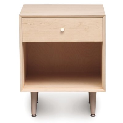Canvas 1 Drawer Nightstand