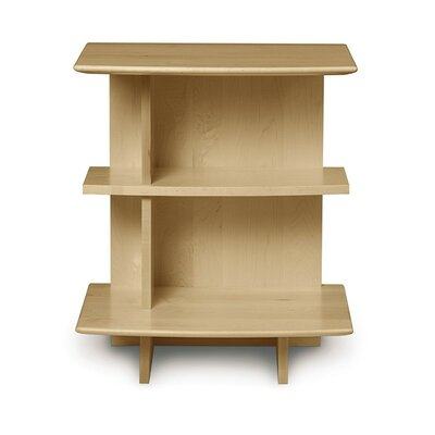 Sarah Nightstand Color: Parchment Maple