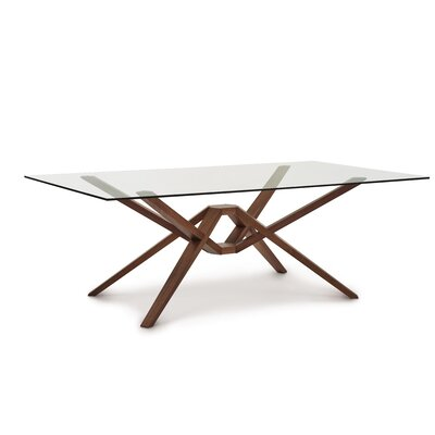 Exeter Dining Table Size: 30 H x 84 W x 48 D