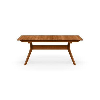 Audrey Extendable Dining Table Finish: Autumn Cherry, Size: 30 H x 38 W x 66 D