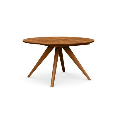 """Catalina Extendable Dining Table Color: Autumn Cherry, Size: 30"""" H X 60"""" W X 60"""" D"""