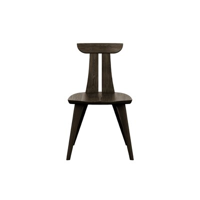 Estelle Side Chair Finish: Seared Ash