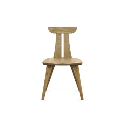Estelle Side Chair Finish: Sand Ash
