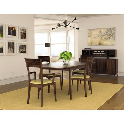 Catalina Extendable Dining Table Size: 30 H x 72 W x 40 D