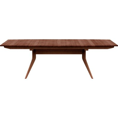 Catalina Extendable Dining Table Color: Cognac Cherry, Size: 30 H x 40 W x 72 D