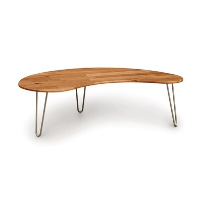 Essentials Coffee Table Top Color: Natural Cherry