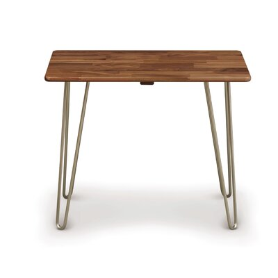 Essentials End Table Color: Natural Walnut