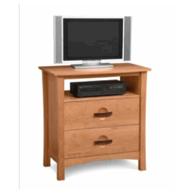 Berkeley 34 TV Stand Color: Cognac Cherry