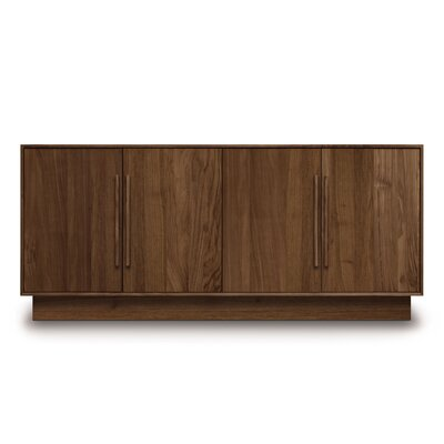 1520 Moduluxe Dresser Color: Natural Walnut