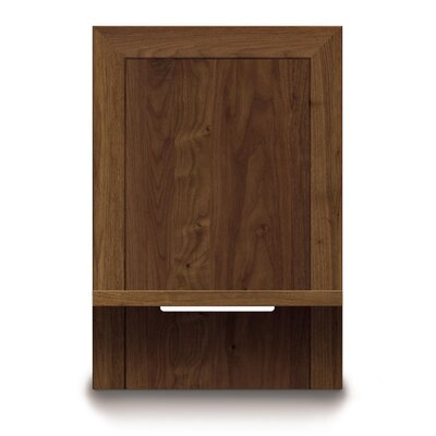 Moduluxe Nightstand Color: Parchment Maple