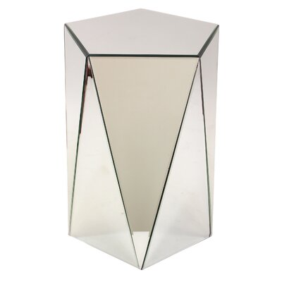 Avani Pedestal End Table